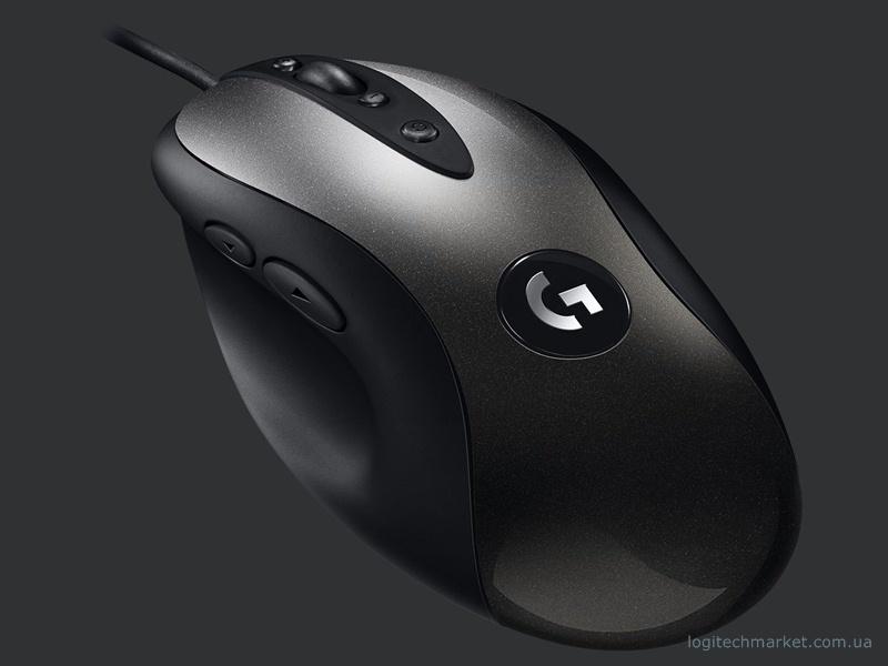 logitech MX518 купить