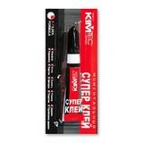 Клей KIM TEC Моментальный Супер Клей 3 мл бесцветный (12шт/уп)