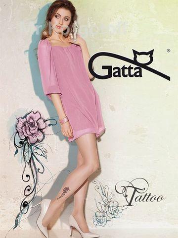 Колготки Gatta Tatoo 24