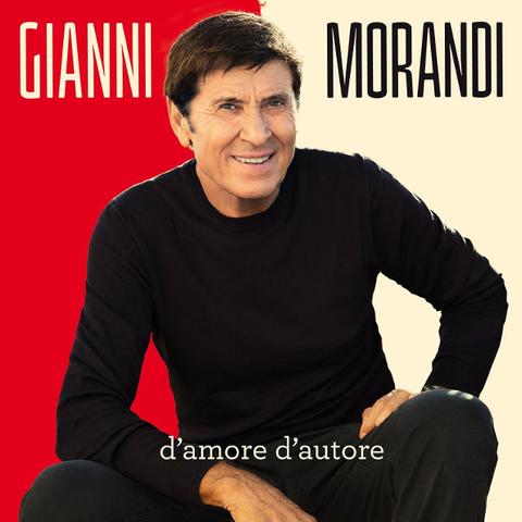 Gianni Morandi / D'amore D'autore (LP)