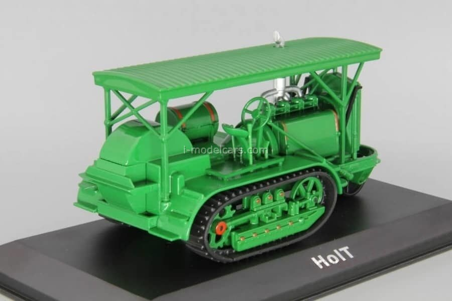 Tractor HolT 1:43 Hachette #73