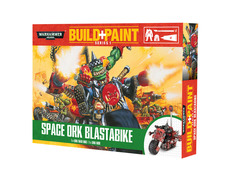 Build+Paint: Space Orks Blastabike