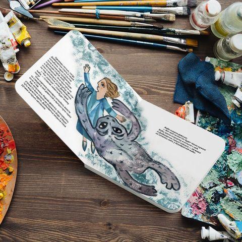 ХИТ! Сказки в стиле великих художников. Подарочный комплект из 3 книг.