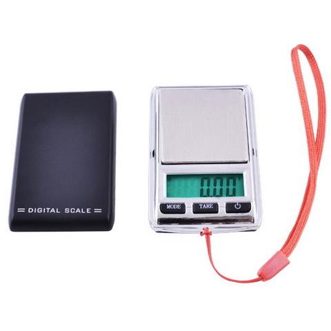 Весы ювелирные DS-22/6221, mini, 500г. (0,1г)
