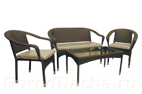 Плетеная мебель ИДИЛЛИЯ
