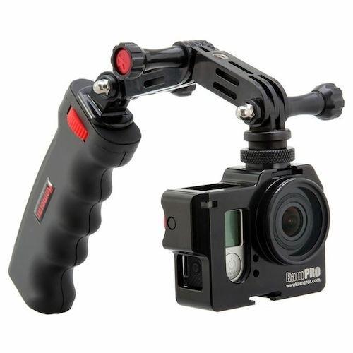 Крепление-ручка Kamerar KamPro для GoPro Hero 3/3+ ( клетка и риг для экшен-камеры ГоПро)
