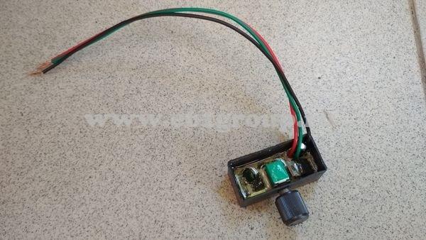 2 Регулятор мощности для электрических опрыскивателей Умница купить