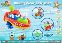 Hap-p-kid Заводная игрушка для ванны Кораблик
