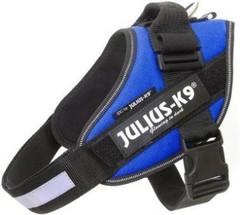 Шлейка для собак JULIUS-K9 IDC®-Powerharness 1 синий