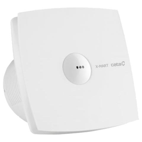 Накладной вентилятор Cata X-Mart 12 matic Hygro