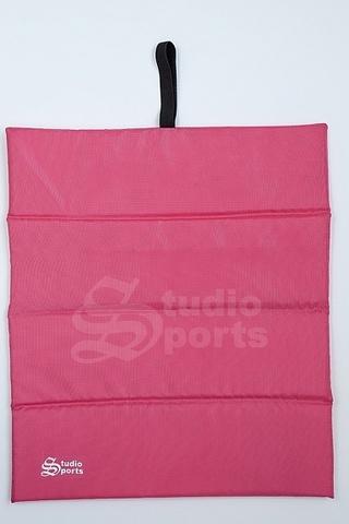 Коврик для ног (розовый)