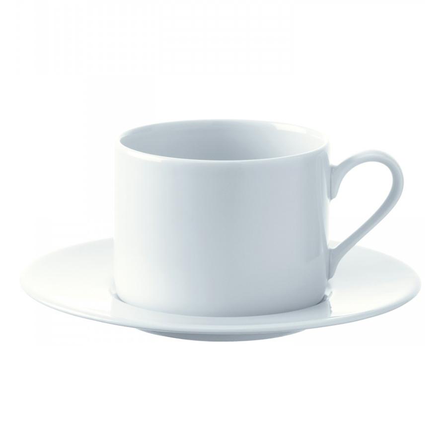 Чашка для чая | кофе Dine с блюдцем 4 шт. LSA P034-11-997Кружки и чашки<br>Dine — коллекция фарфоровой посуды, сочетающей в себе классику и современный дизайн. Сет из 4 чашек для чая и кофе с блюдцами прекрасно подойдет как для ежедневного использования, так и для торжественных мероприятий. Набор упакован в красивую коробку и станет отличным подарком на любой праздник.<br>