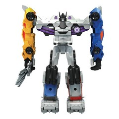 Робот - Трансформер Менасор (Menasor) 5 в 1 - Роботы под прикрытием, Hasbro