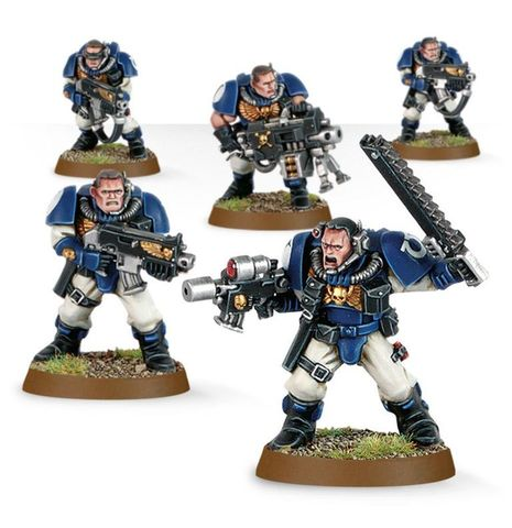 SPACE MARINE SCOUTS (2106)