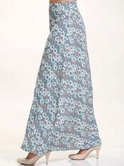 U147-13z юбка женская, цветная