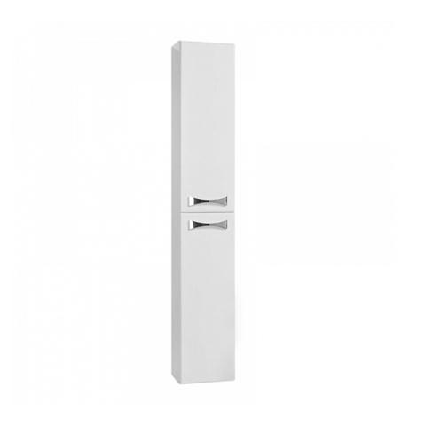 Шкаф-колонна Акватон - ДИОР белый 1A110803DR010