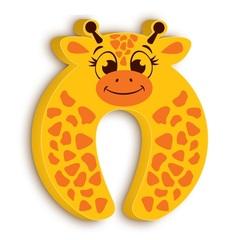 Блокиратор двери «Жирафик»