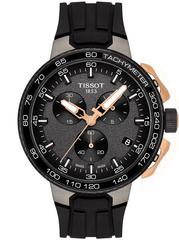 Мужские часы Tissot T111.417.37.441.07 T-Race Cycling