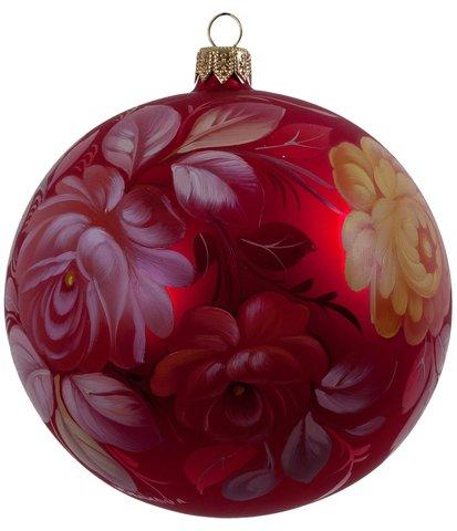 Christmas ball in paper box SH01D12092019007