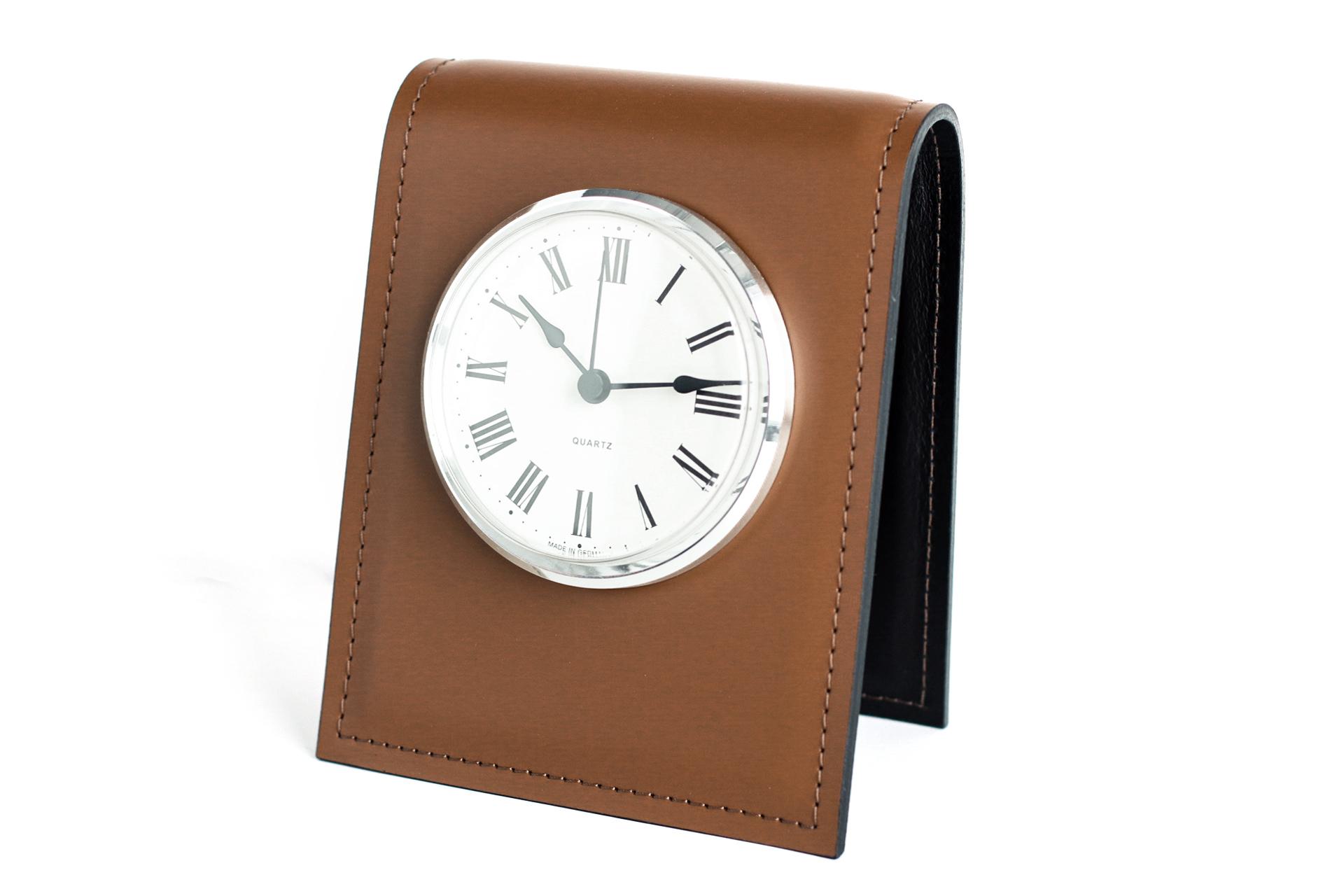 Часы с циферблатом D103 Табак / шоколад