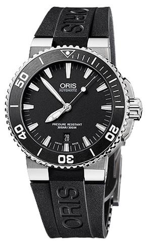 Купить Наручные часы Oris 01 733 7653 4154RS 4 26 34EB по доступной цене