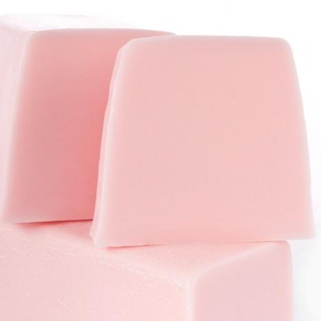 Autour Du Bain Нарезное матовое мыло Роза и пион (Нарезное мыло)