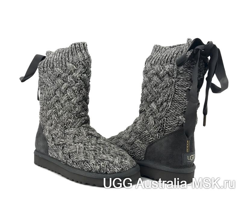 UGG Classic Cardy Isla Grey