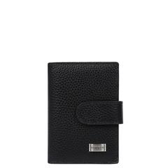 Визитница женская Fabretti 42003-black D