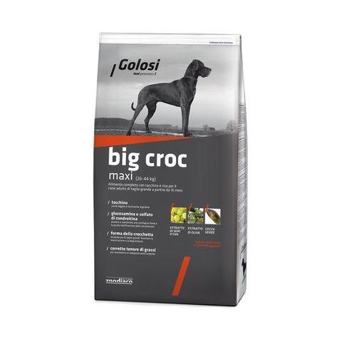 Голози Макси Крок Индейка и Рис сухой корм для собак 12 кг