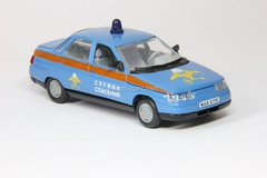 VAZ-2110 Lada Emergency Agat Mossar Tantal 1:43