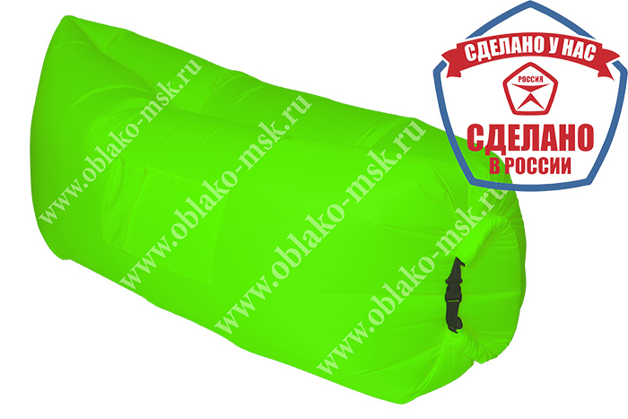 Надувной диван (Lamzac) Standart Салатовый