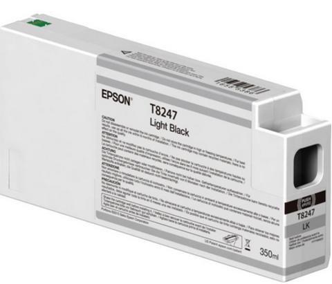 Картридж T824700  для Epson SC-P6000/7000/8000/9000 XL Light Black UltraChrome HDX/HD, 700ml (C13T824700)