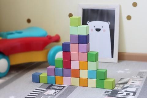 Кубики Skandico 36 шт