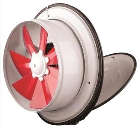 Осевой приточный оконный вентилятор Dundar K 20