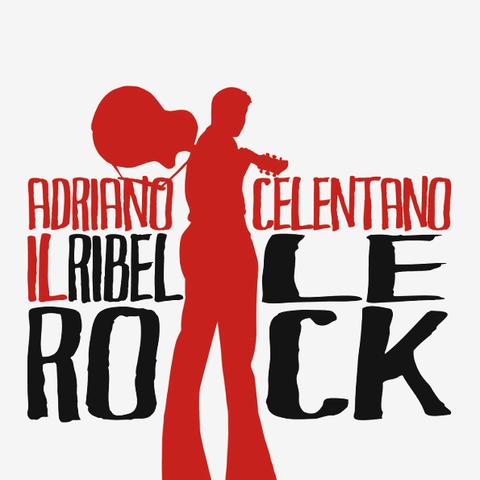 Adriano Celentano / Il Ribelle Rock! (2LP)