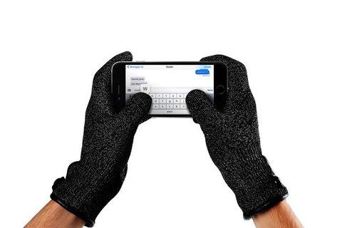 Перчатки Mujjo Double Layered Touchscreen Gloves