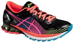 Женские кроссовки для бега Asics Gel-Kinsei 6 (T692N 9034) черные