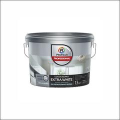 Краска в/д Dufa Profilux Professional EXTRA WHITE СУХАЯ УБОРКА (Белый)