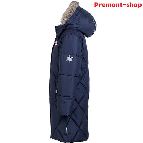 Пальто Premont для девочки Флоранс WP81402