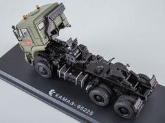 KAMAZ-6522 6x6 tipper khaki 1:43 Start Scale Models (SSM)