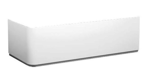 Передняя панель А для ванны 10° 160 P белая