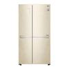 Холодильник LG Side-by-Side с инверторным линейным компрессором GC-B247SEDC