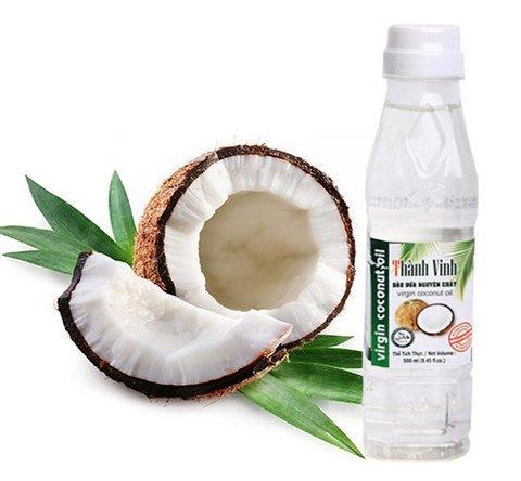 100% кокосовое нерафинированное масло, холодный отжим (Thanh Vinh Virgin coconut oil)