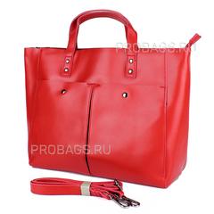 Сумка-шоппер JMD 4486 Красный