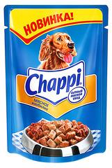 Chappi пауч мясное изобилие 100 г