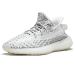 Унисекс Adidas Yeezy Boost 350 V2 Static Shoes Grey Sneakers