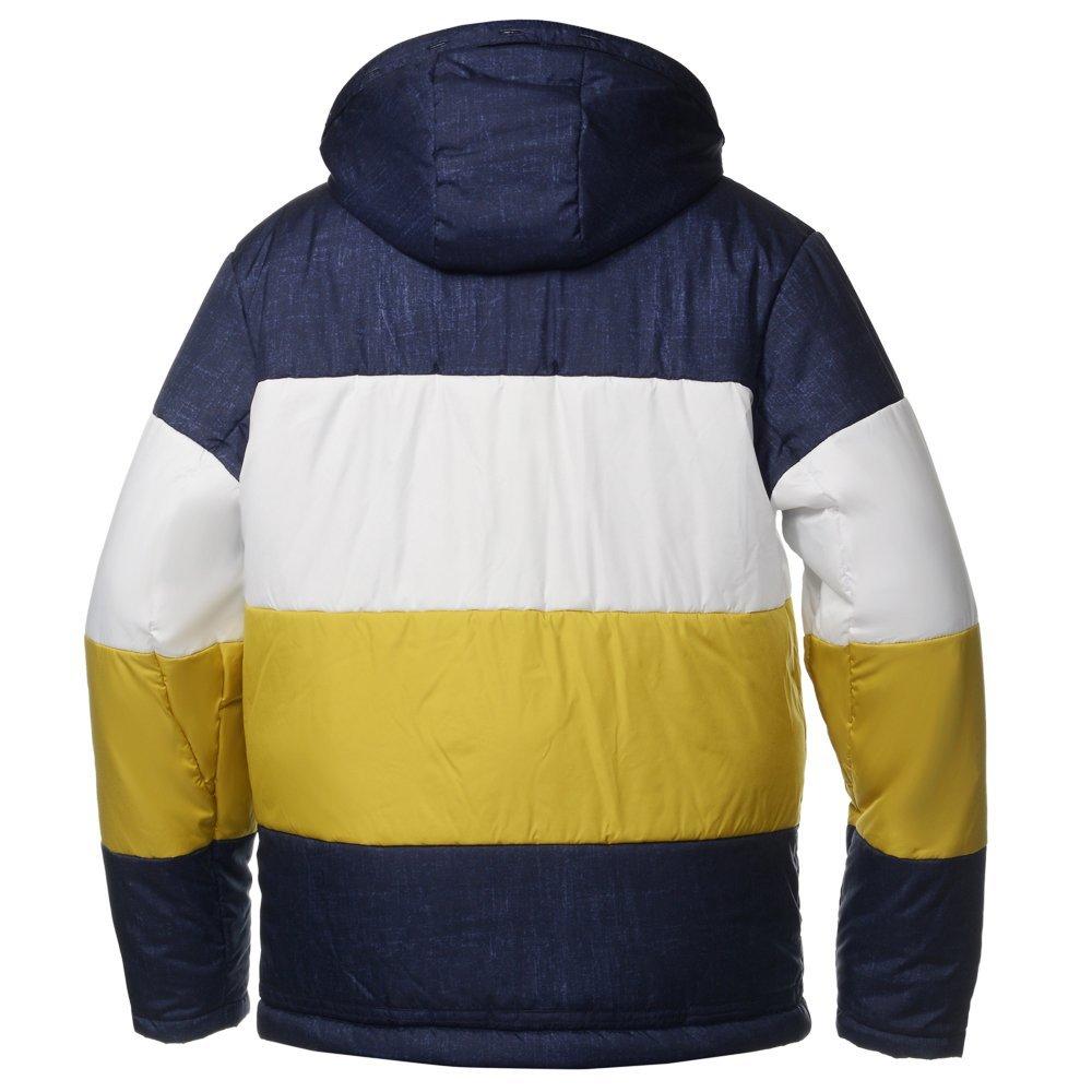 Мужской горнолыжный костюм Almrausch Steinpass-Lois 320109-121136 синий