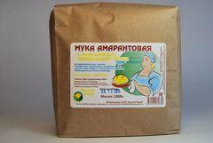 Мука амарантовая с повышенным содержанием белка, 1 кг. (Русская Олива)