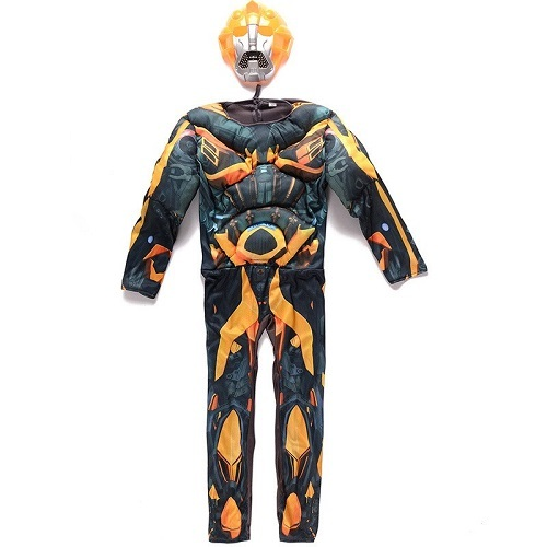 Трансформеры костюм детский Бамблби