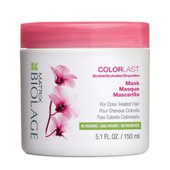 Маска для защиты окрашенных волос Matrix Biolage Colorlast Mask 150 мл
